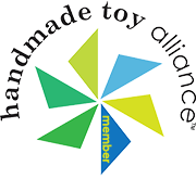 Membership Logo for the Handmade Toy Alliance